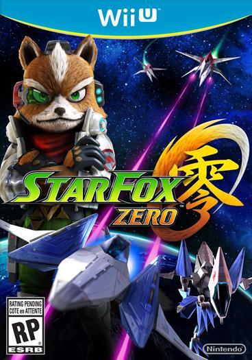 Star Fox Zero [USA] Wii U [Loadiine GX2] Mega [Ingles-Español] Fix